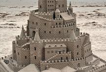 Sand Castles / by Kayla Dunham