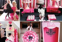 Cumpleaños Barbie