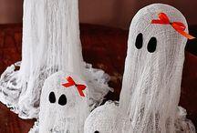 Phoebe's Halloween stuff