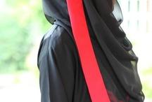 Hijab is awesome / by Farah Aziz