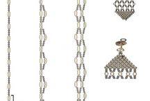 Netting - beads