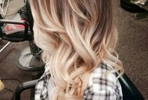 Blond ombre / Blond ombre
