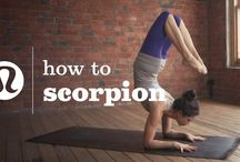 HOW TO: SCORPION POSE / Yoga