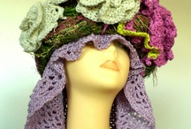 Crochet Designs with Instructions / Great crochet designers of hats and anything besides hats. Comes with instructions. / by Strawberry Couture Etsy Unique Crochet and Knit Hats Scarves Patterns