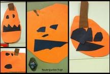 Preschool Halloween / by Lisa Szydlowski