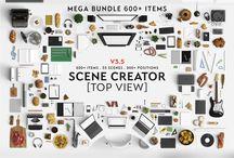 Mockup Scene Creator Download