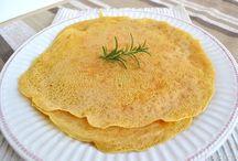 ricette con farina ceci dolci e salate