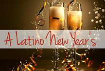 Have a Latino New Year's / Ring in the New Year in the best way you know how – endless apps, dishes and drinks for your whole familia to enjoy. / by The Latin Kitchen