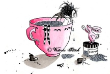 Cool, Cute, Pretty and Beautiful Illustrations / by Deidre Dreams