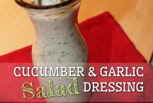dressings and spice