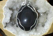 créations bijoux en pierre
