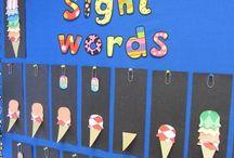 TK Sight Words