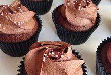 Cupcakes og frosting