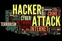 Cyber Awareness / Pins related to information about emerging cyber threats in internet world.