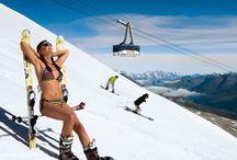 sexy ski