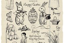 Hippity Hop Easter is on the way / by Donna Whittaker