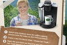 Choose Fair Trade / Favorite Coffees / by Kimberly Witman