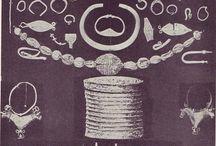 biżuteria - Polska - wczesne średniowiecze