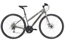 Saras cykel