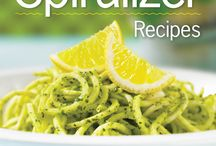 Clean Eating Spiralizer / A collection of clean eating  spiralizer recipes healthy for your body.