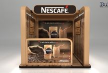 stand cafea