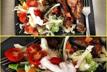 Bodybuilding Meals / Healthy Bodybuilding Meals :-) / by Health and Fitness Vault