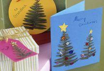 Christmas Crafts / Crafting at Christmas.