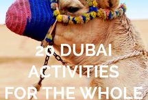 Dubai / Explore Dubai with these Dubai travel tips and itineraries for independent travellers.