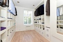 Wardrobes and drawers