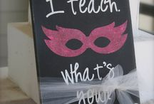 Teaching!