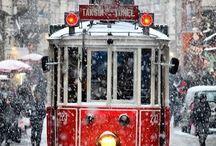 Istanbul tranvay