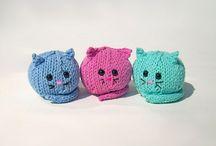 Knit & crotchet ideas for my Mom