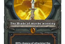 Hearthstone Funny Cards / Hearthstone Memes - cards, fan creations and much more from Hearthstone Funny