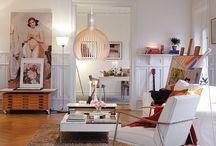 Living room / by Maija Nyman