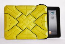 "G-Form #iPad Cases / The G-Form XTREME #iPad case offers aggressive styling that not only offers unprecedented protection for your #iPad, but also looks great doing it. The ""X"" design serves as a physical reminder of the extreme level of protection this case provides, and the streamlined design perfectly complements the #iPad's sleek aesthetics. This case comes complete with a folding magnetic screen cover that doubles as a stand so you can read your tablet device handsfree.  / by G-Form"
