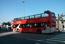Bus turístico: Una vuelta por Gijón  /  Con el bus turístico puedes pasar un día completo y divertido con un chofer de lujo que a través de una audioguía te irá contando la historia y los aspectos más interesantes de la ciudad. http://www.gijon.info/page/4995-bus-turistico-gijon / by Gijón Turismo