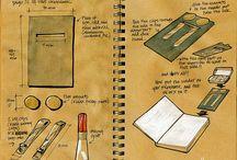 Watercolor Travel Kits