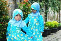 Kids Moslem Dress (GAMIS ANAK)