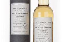 Inchgower single malt scotch whisky / Inchgower single malt scotch whisky
