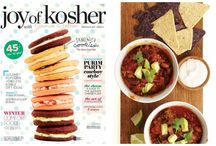 Joy of Kosher with Jamie Geller Magazine / by JoyofKosher