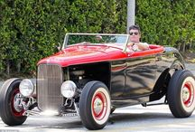 Celebrity Rides / by Tony John Garcia