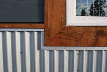 Porch underpinning