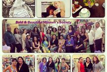 Bold and Beautiful Women's Society / Where Women of all walks of life get together, share ideas, grow together and create new friendships. We would love for you to be a part of BBWS.