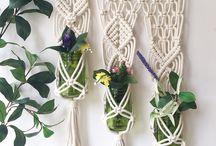 Crochet: Macramé