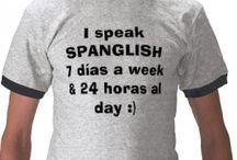Spanglish for todo