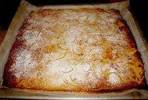 Großer Pfankuchen