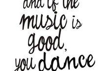Dance / by Crystal Church-Stavitzke