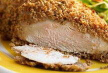 Healthy chicken recipes / by Mireya Cunningham