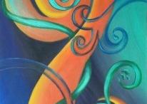 Paintings maori