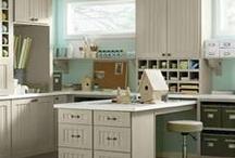HOME-craft room ideas